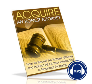 Acquire An Honest Attorney