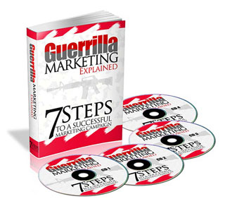 Guerrilla Marketing Explained