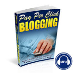 Pay Per Click Blogging